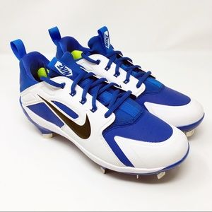 Nike Huarache Metal Baseball Cleats